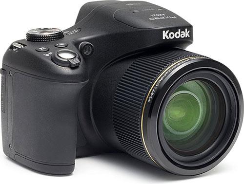 07fcbd43c Em matéria de recursos, a Kodak PixPro AZ522 invade o mercado roncando os  motores e assustando a concorrência. É equipada com uma das mais poderosas  lentes ...
