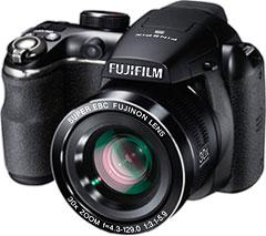 Máquina digital Fujifilm FinePix S4500 - Foto editada pelo Câmera versus Câmera