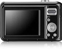Máquina digital Samsung ES28 - Foto editada pelo Câmera versus Câmera