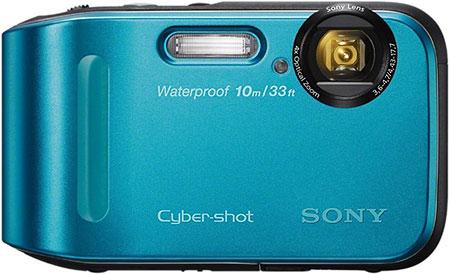 Camara fotografica sony a prova de agua 23