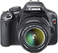 Review Express da Canon EOS 550D / Rebel T2i